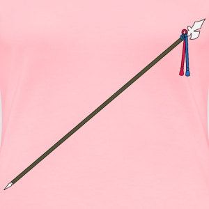 Pole arm - Women's Premium T-Shirt