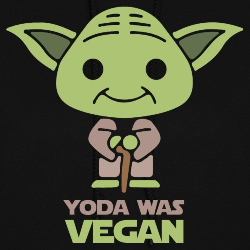 Yoda Was Vegan