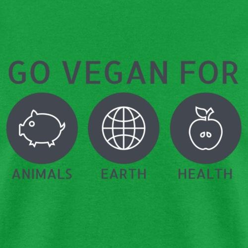 Reasons to Go Vegan