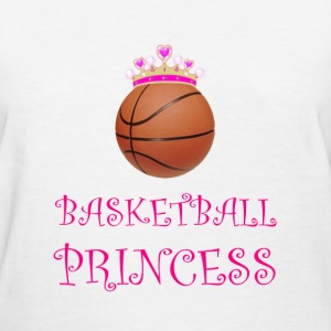 Basketball Princess - Women's T-Shirt