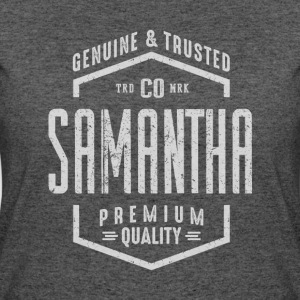 Samantha - Women's 50/50 T-Shirt