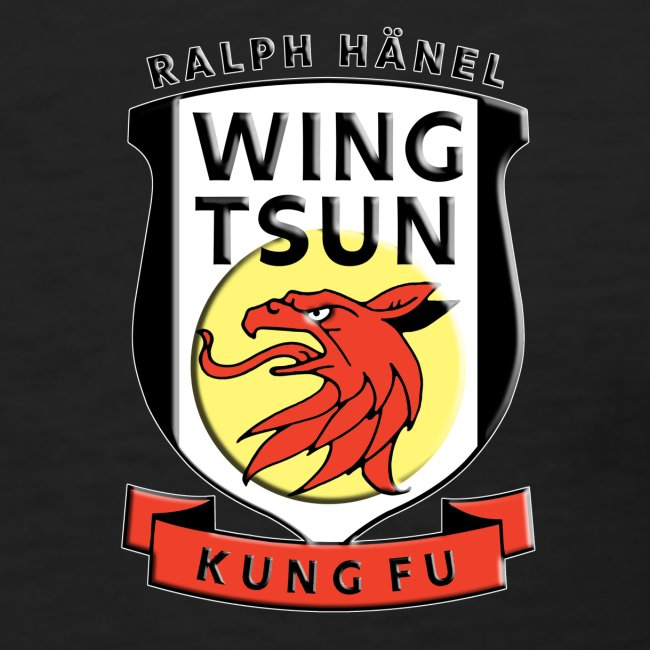 Wing Tsun Kung Fu instructor (Premium tank, men)