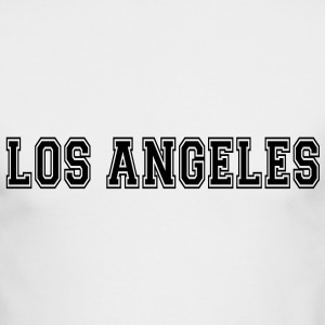 Los Angeles Long Sleeve Shirts - Men's Long Sleeve T-Shirt by Next Level