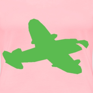 Airplane - Women's Premium T-Shirt