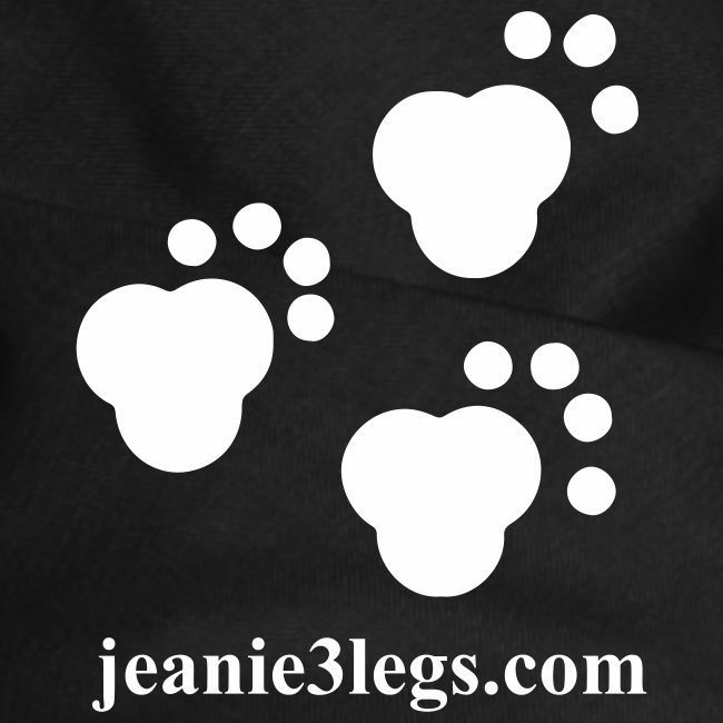 Jeanie3legs Dog Bandana