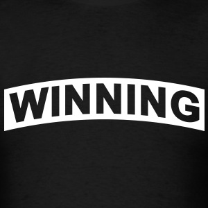 Winning - Men's T-Shirt