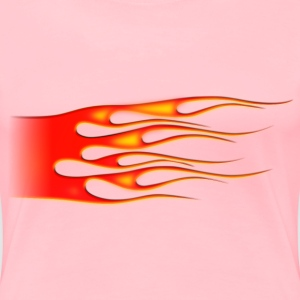 Hot Rod Flames 2 - Women's Premium T-Shirt