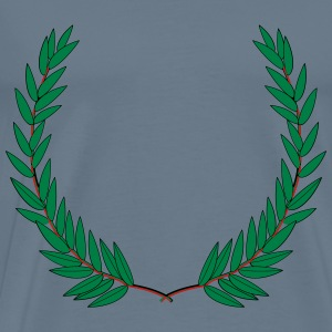 Laurel wreath 2 - Men's Premium T-Shirt