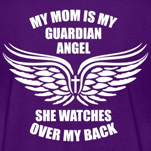My Mom is my Guardian Angel Women's T-Shirt - Women's T-Shirt