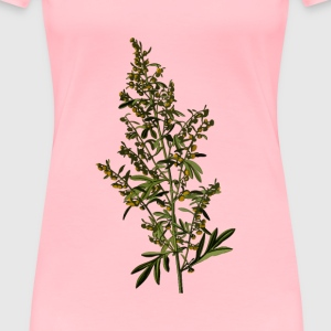 Wormwood (smaller file) - Women's Premium T-Shirt