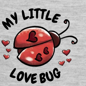 My Little Love Bug Baby Bodysuits - Baby Contrast One Piece