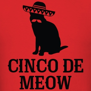 Cinco De Meow - Men's T-Shirt