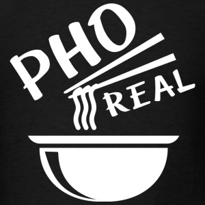 Pho Real - Men's T-Shirt