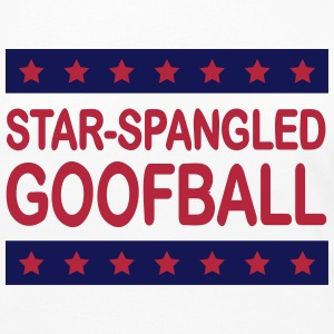 Star-Spangled Goofball 2c Long Sleeve Shirts - Women's Premium Long Sleeve T-Shirt