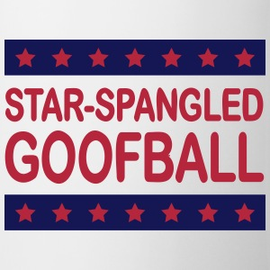 Star-Spangled Goofball 2c Mugs & Drinkware - Coffee/Tea Mug
