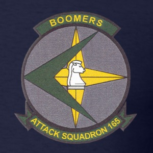 VA-165 Boomers US Navy Attack Squadron Shirt - Men's T-Shirt