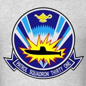 US Navy Patrol Squadron VP-31 Men's Shirt - Men's T-Shirt