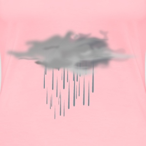 Rain Showers Icon - Women's Premium T-Shirt
