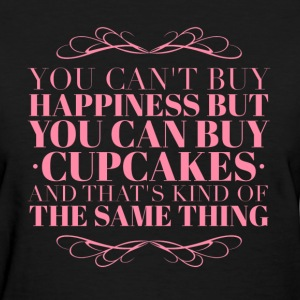Happy Cupcakes - Women's T-Shirt
