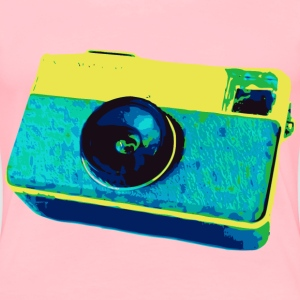 Instamatic Camera - Women's Premium T-Shirt