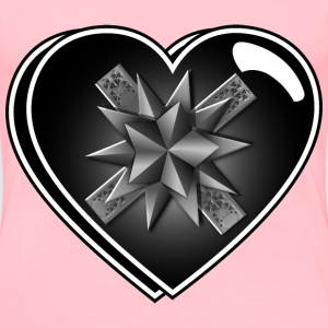 Heart Shaped Gift Box - Women's Premium T-Shirt