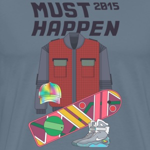 Must happen 2015 - Men's Premium T-Shirt
