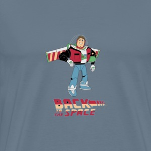 Buzz back to the future - Men's Premium T-Shirt