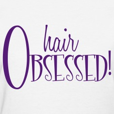 Hair Obsessed Length Check T-Shirt