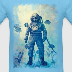 Deep Sea  - Men's T-Shirt