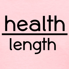 Health Before Length Length Check T-Shirt