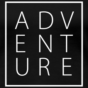 Adventure (dh) T-Shirts - Women's Premium T-Shirt