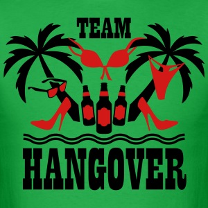 20 Team Hangover Palm beach party funny T-Shirt - Men's T-Shirt