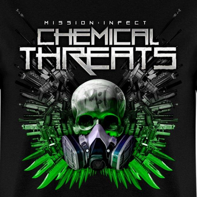CHEMICAL THREATS MASS WEAPONS SHIRT