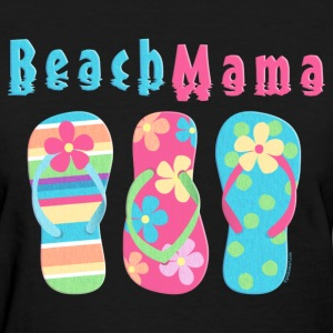 Beach Mama T-Shirts - Women's T-Shirt