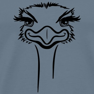 Strauss emu pretty sweet T-Shirts - Men's Premium T-Shirt