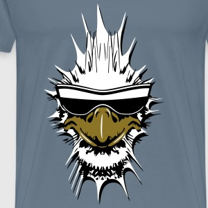 Strauss emu design sunglasses T-Shirts - Men's Premium T-Shirt