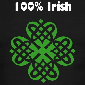 shamrock celtixc decoration patjila2_cs2 T-Shirts - Men's Ringer T-Shirt