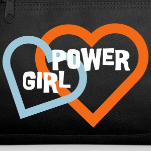 Girl Power Love Hearts 3c Sportswear - Duffel Bag