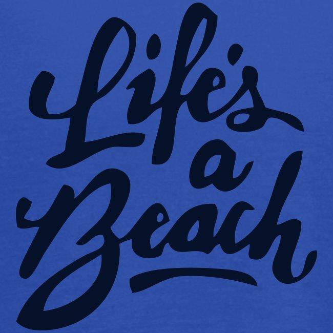 Life and Beach-Glitter