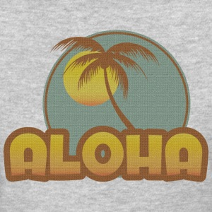Aloha Palm T-Shirts - Women's T-Shirt