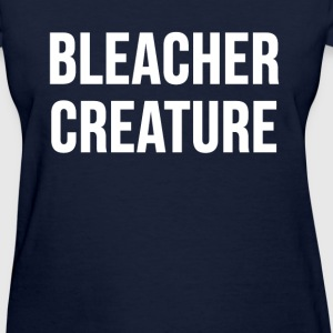 New York Official Bleacher Creature Original T-Shirts - Women's T-Shirt