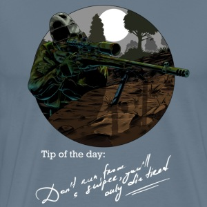 Tip of the day - Men's Premium T-Shirt