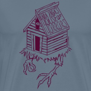 Baba yaga's house of horrors - Men's Premium T-Shirt