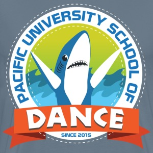 Left shark school of dance - Men's Premium T-Shirt