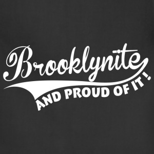 Brooklynite and proud of it ! Aprons - Adjustable Apron