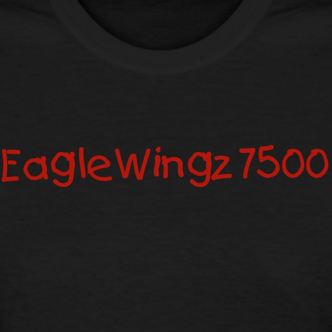 Female - EagleWingz7500 Fan Tee