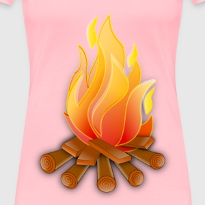 Fire 7 - Women's Premium T-Shirt