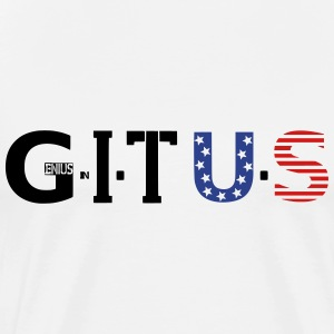 Gitus - Men's Premium T-Shirt