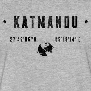 Katmandou T-Shirts - Fitted Cotton/Poly T-Shirt by Next Level