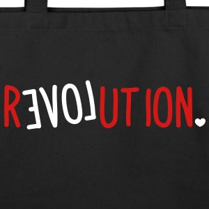 revolution LOVE Bags  - Eco-Friendly Cotton Tote